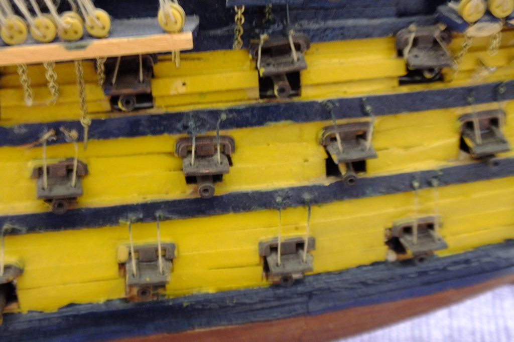 Frégates HMS Victory & Hemione (Hachette) de chanchan56 Dscf4215