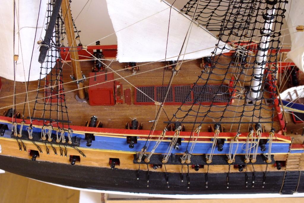 Frégates HMS Victory & Hemione (Hachette) de chanchan56 Dscf4221