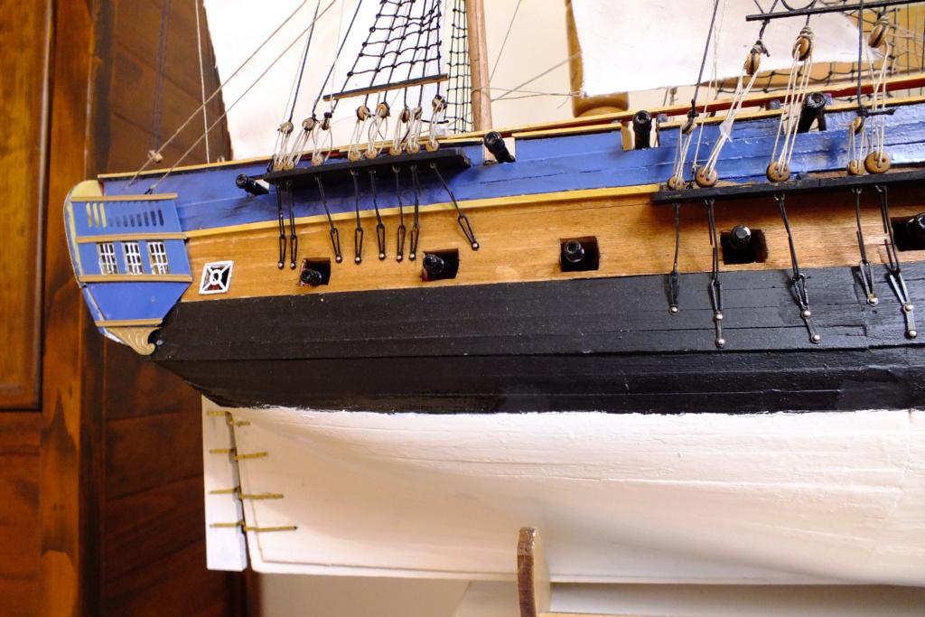 Frégates HMS Victory & Hemione (Hachette) de chanchan56 Dscf4222