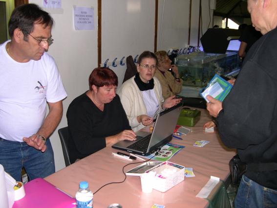 Bourse aux poissons le 14 octobre 2007 à Saint Pathus 06_dsc10