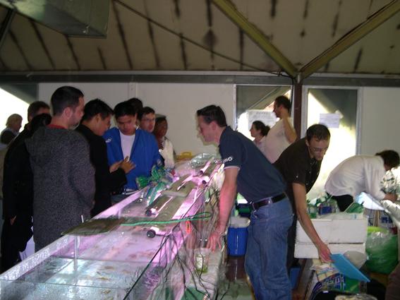 Bourse aux poissons le 14 octobre 2007 à Saint Pathus 15_dsc10