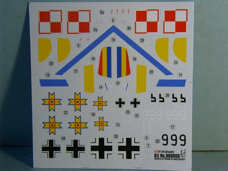 Multi-présentations MASTERCRAFT d avions au 1/72ème Imag0034