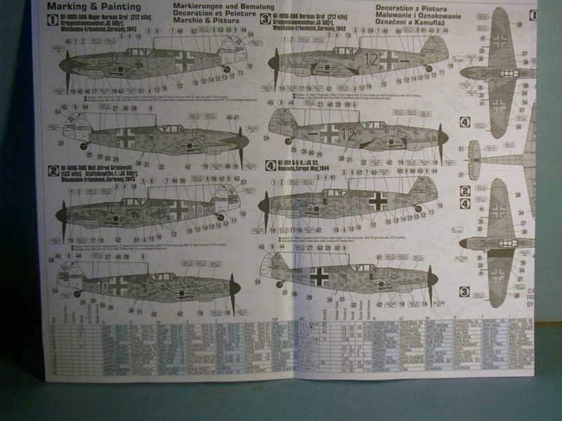 Multi-présentations MASTERCRAFT d avions au 1/72ème Imag0058