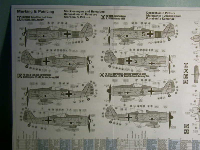 Multi-présentations MASTERCRAFT d avions au 1/72ème Imag0075