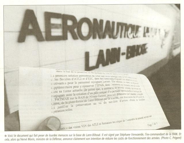 [LES B.A.N.] LANN-BIHOUÉ - Page 2 Numeri15