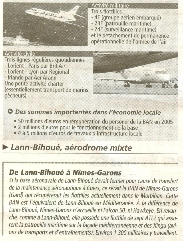 [LES B.A.N.] LANN-BIHOUÉ - Page 2 Numeri17