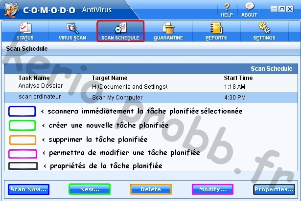 Tuto Comodo Antivirus 2.0 Comodo36