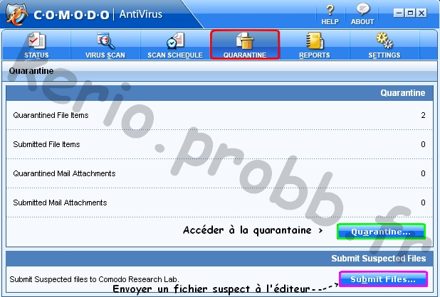 Tuto Comodo Antivirus 2.0 Comodo37