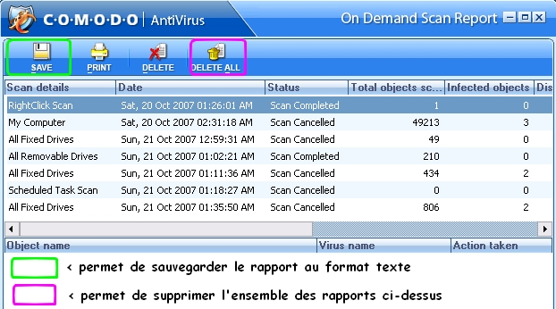 Tuto Comodo Antivirus 2.0 Comodo38