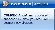 Tuto Comodo Antivirus 2.0 Comodo40