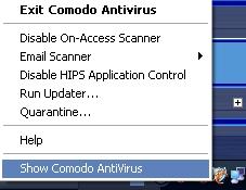 Tuto Comodo Antivirus 2.0 Comodo41
