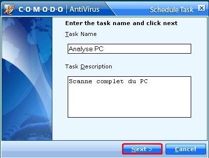 Tuto Comodo Antivirus 2.0 Comodo43