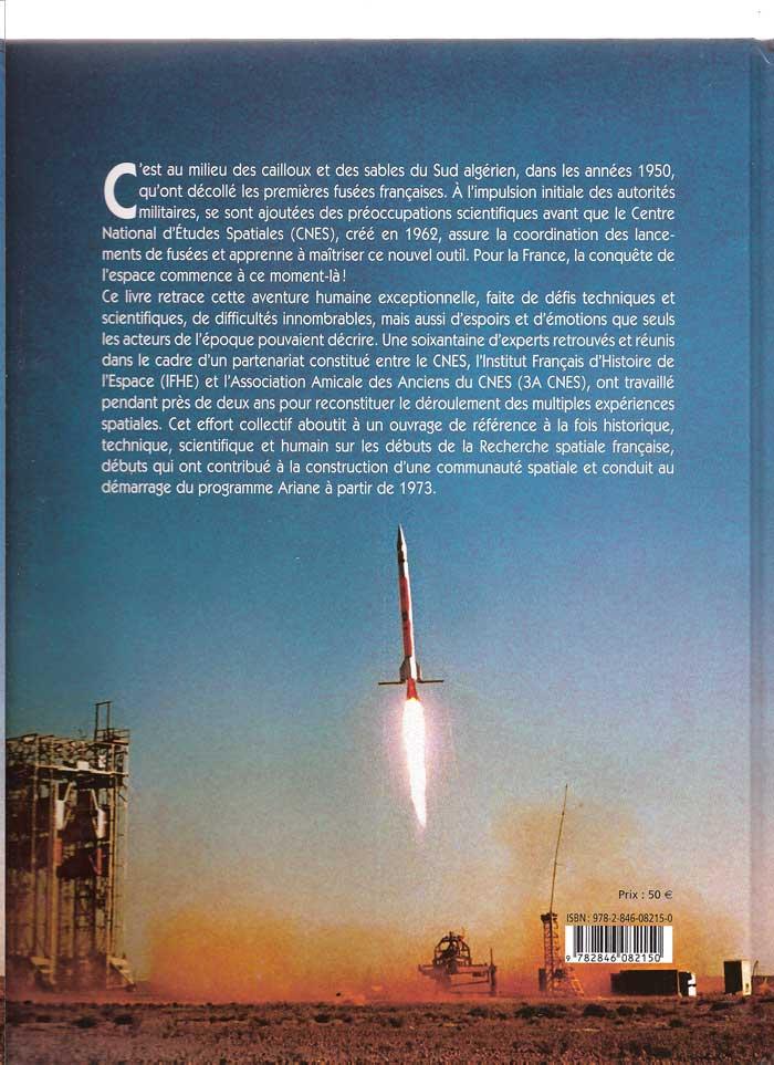 """Livre : """"Les débuts de la recherche spatiale française& Debut_11"""