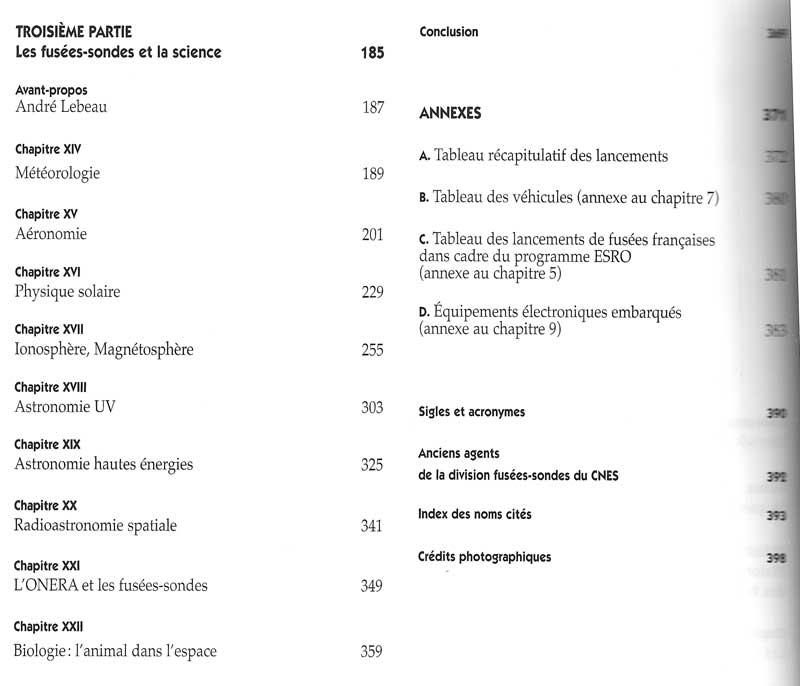 """Livre : """"Les débuts de la recherche spatiale française& Debut_13"""