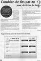 Informations sur le Tir Sportif et Tir de Loisir en Belgique Tireur10