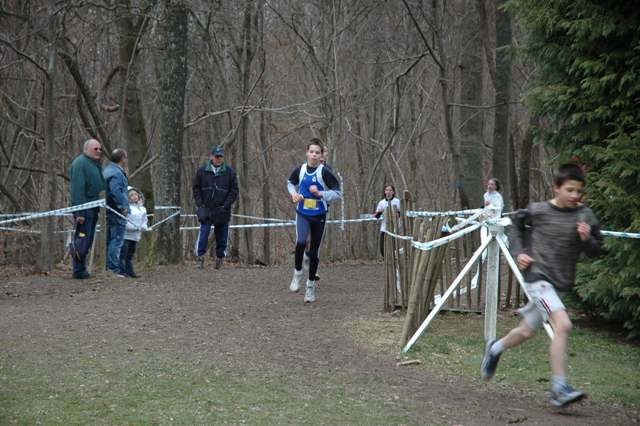 Finale francophone du cross scolaire à Chevetogne 27/02/2008 Finale35