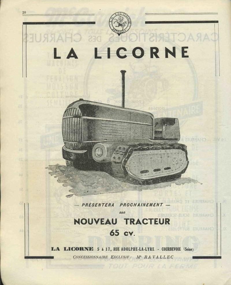 publicités du tracteur LICORNE La_lic11