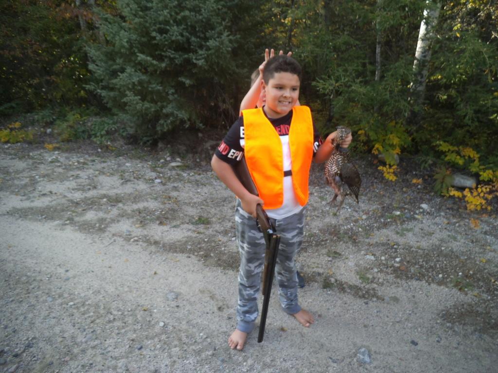 Début de saison de chasse ! Dscf3836