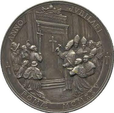 S. Pedro / Puerta Santa - s. XVIII - Jubileo 1725 - Página 2 1925a10