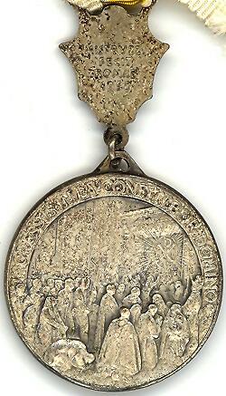 S. Pedro / Puerta Santa - s. XVIII - Jubileo 1725 - Página 2 1950a10
