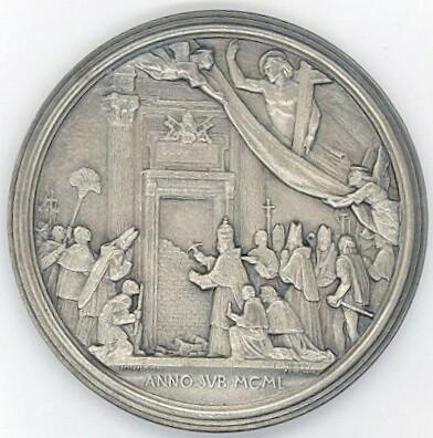 S. Pedro / Puerta Santa - s. XVIII - Jubileo 1725 - Página 2 1950a11