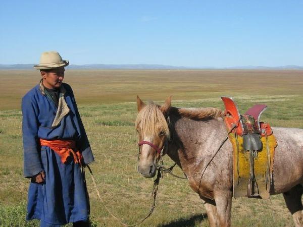 Le Cheval de Mongolie Mongol10