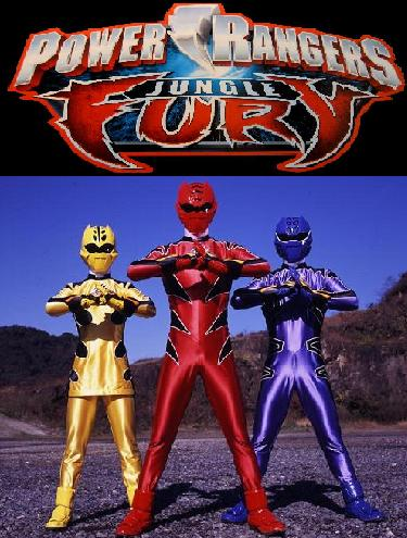 Power Rangers Jungle Fury Prjf11