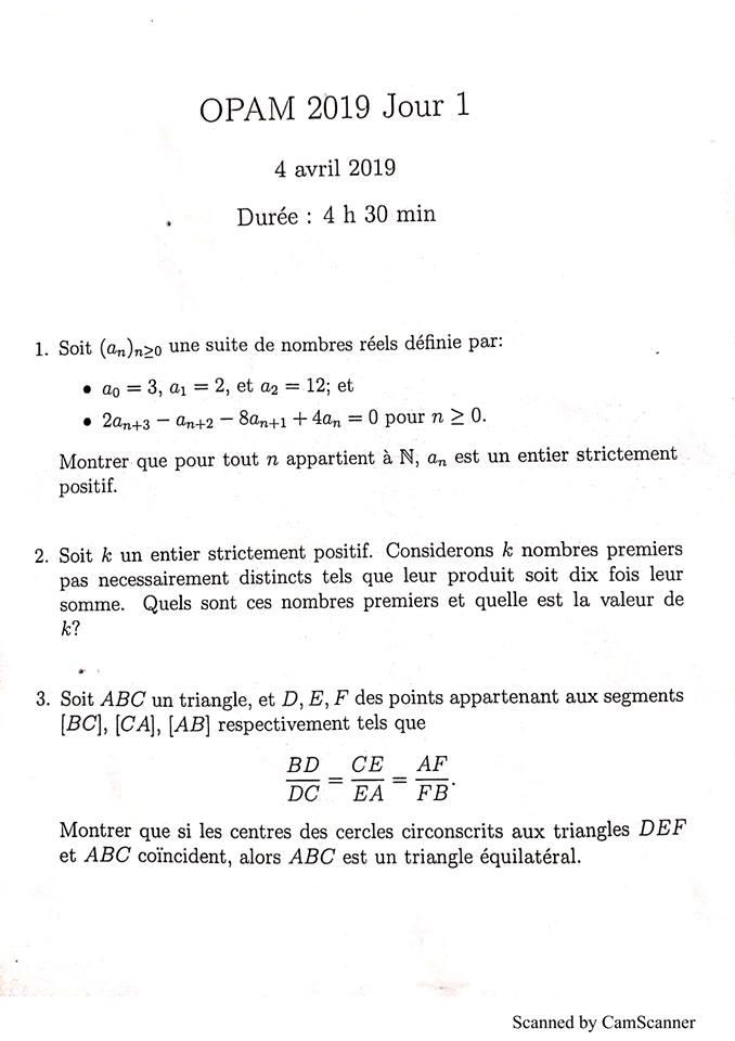 PAMO 2019 TEST 1er JOUR Pamo_210