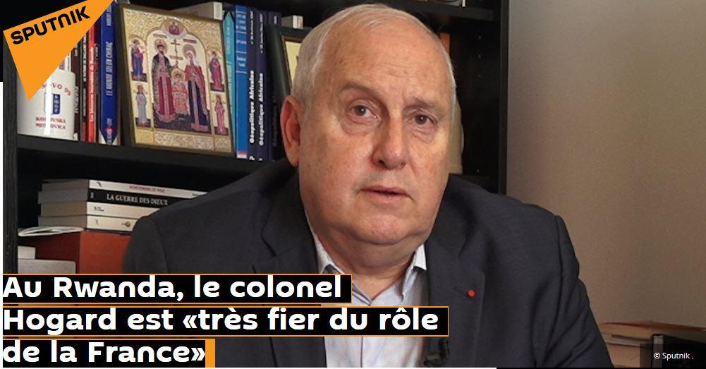 Au Rwanda, le colonel Hogard est «très fier du rôle de la France» 00_hog10