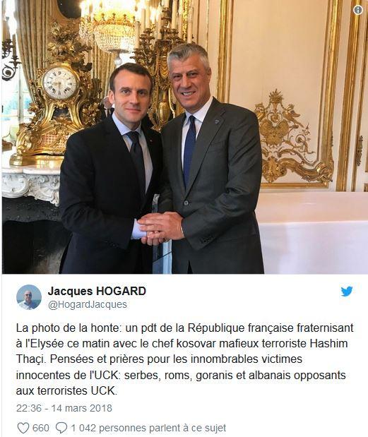 Au Rwanda, le colonel Hogard est «très fier du rôle de la France» 00macr10