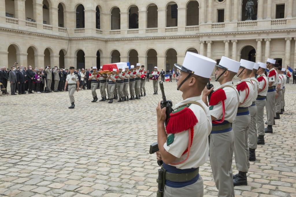 décès du Colonel Jean LUCIANI  03-hom10