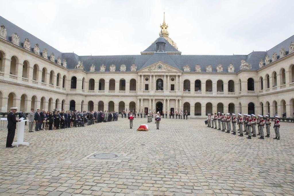 décès du Colonel Jean LUCIANI  07-hom10