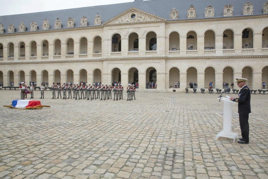 décès du Colonel Jean LUCIANI  08-hom10