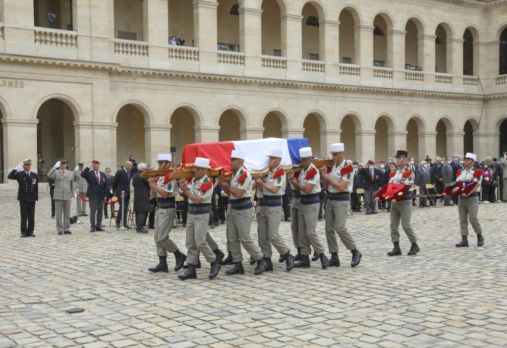 décès du Colonel Jean LUCIANI  09-hom10