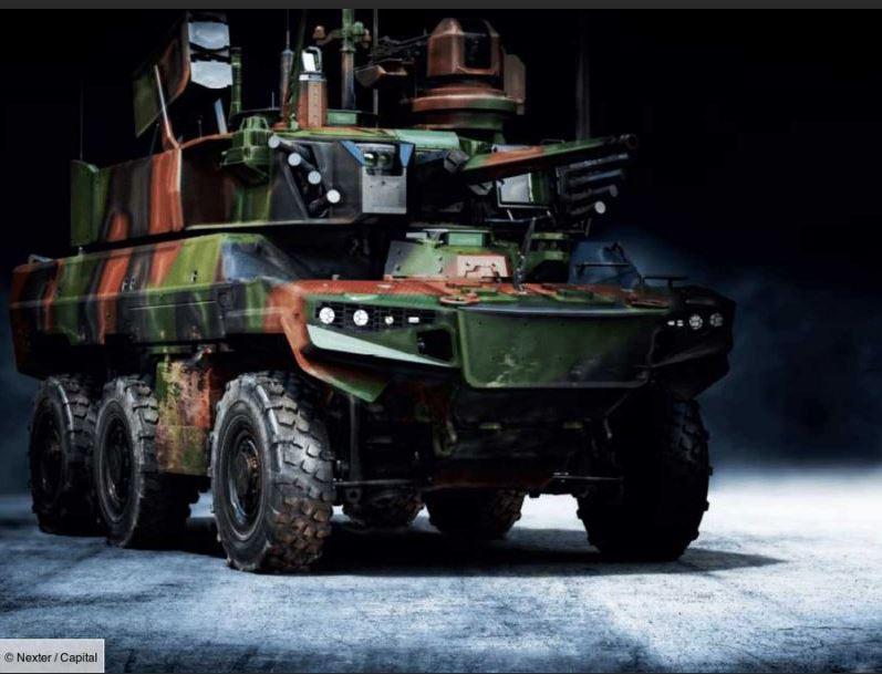 JAGUAR: l'armée française va recevoir ses premiers blindés de reconnaissance[/b] Ces engins blindés de reconnaissance peuvent aussi bien opérer en ville qu 20200210