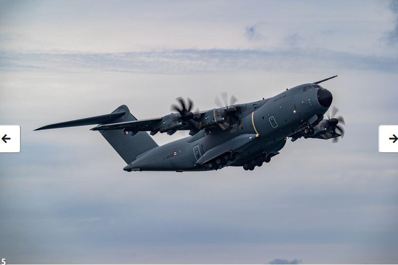 L'impressionnant passage de l'A400M dans le ciel corse - avril 2021 A400m_13