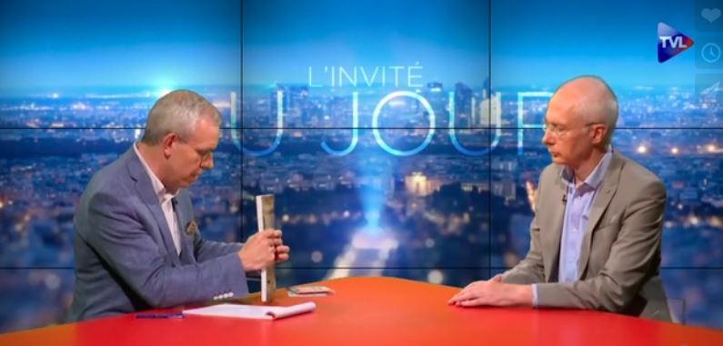 Le choeur des Parachutistes sur la chaîne TVLIBERTE Choeur10