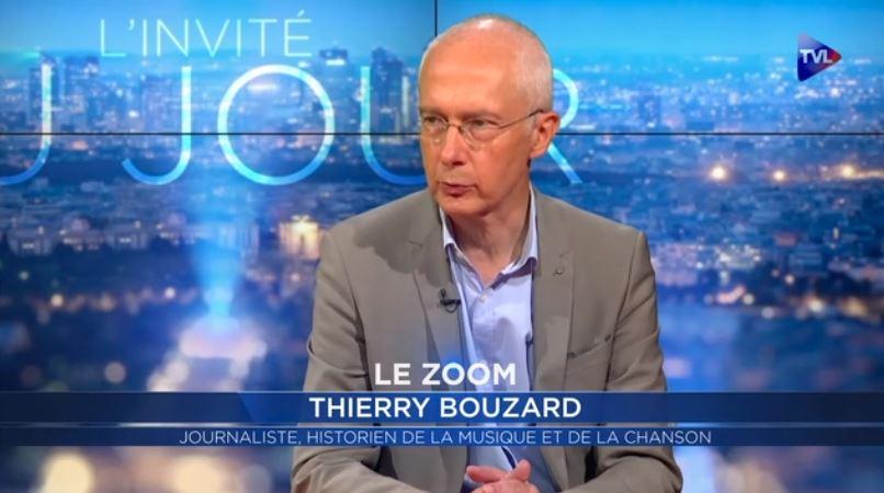 Le choeur des Parachutistes sur la chaîne TVLIBERTE Choeur11