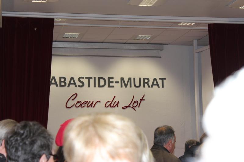 Joachim Murat Inauguration à Labastide-Murat - L'inauguration de la statue en présence de la Musique des parachutistes de Toulouse. Img_9014