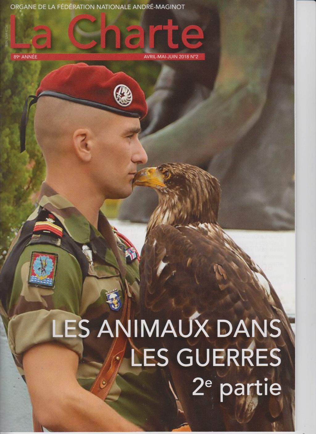 Un rapace au 17e RGP...! Les animaux dans les guerres. Numyri10