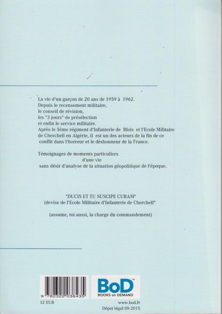 Hommage par ses amis paras à Jean-Pierre FOURQUIN Amicale des Anciens de CHERCHELL Promotion 106 Numzor15