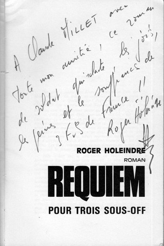 Roger HOLEINDRE alias ''POPEYE'' a rejoint Saint Michel Numzor18