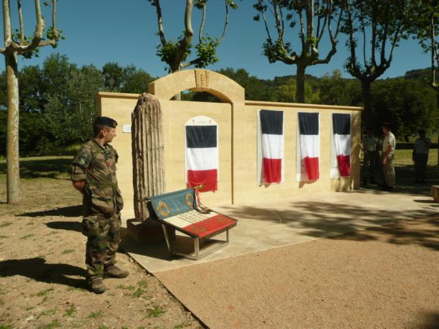 """Mémorial de l'école d'Infanterie Cherchell: """"CEUX DE CHERCHELL"""" érigé le 13 juin 2019 P1210411"""