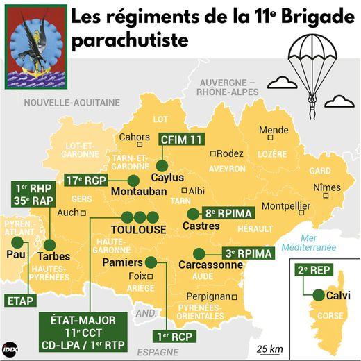 Localisation de régiments paras dans le sud-ouest Rzogim10