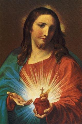 Mois de Juin = Dévotion au Sacré Coeur Batoni10