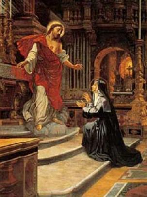 Mois de Juin = Dévotion au Sacré Coeur Margue10