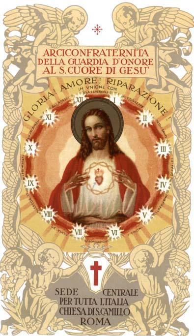 Mois de Juin = Dévotion au Sacré Coeur S-cuor10