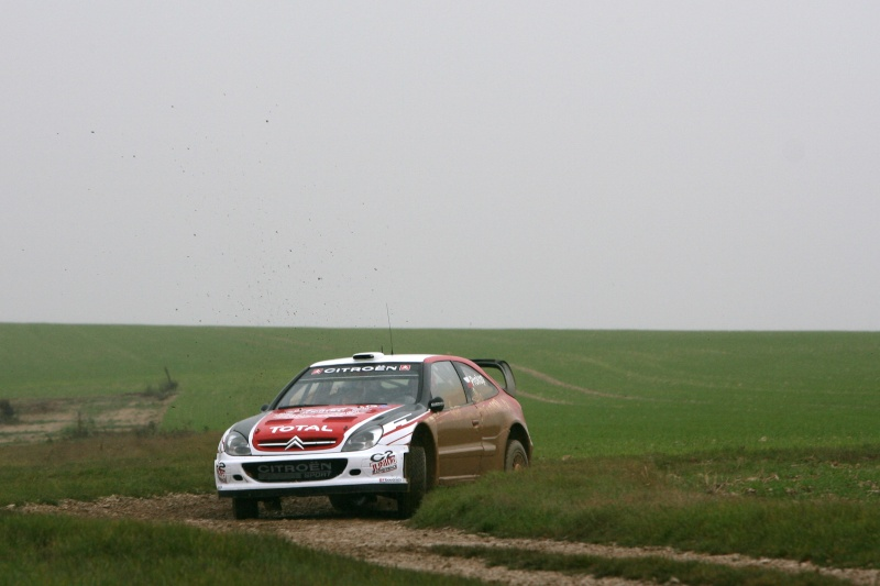 [Test] Martin Prokop teste la Citroën Xsara WRC 07211010