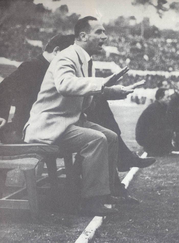 Les anciens entraîneurs Alfred10