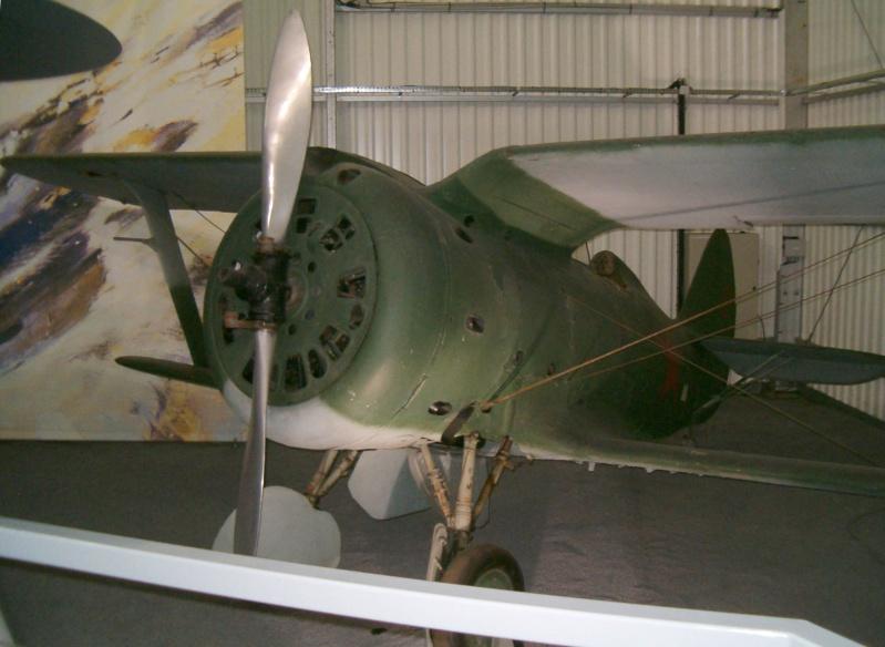 Musée de L'Air et de l'Espace - Le Bourget - Hall 1939/45 I-153-10
